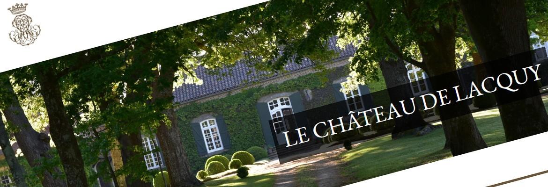 Château de Lacquy – WordPress vitrine + ecommerce