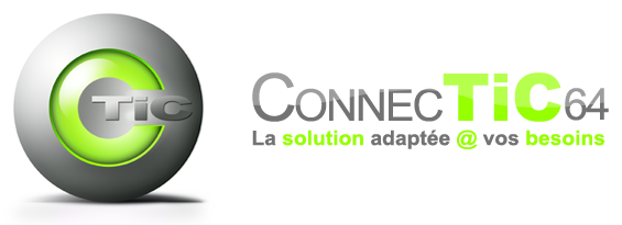 ConnecTiC64 – Réalisation de sites web à Bayonne, Anglet, Biarritz