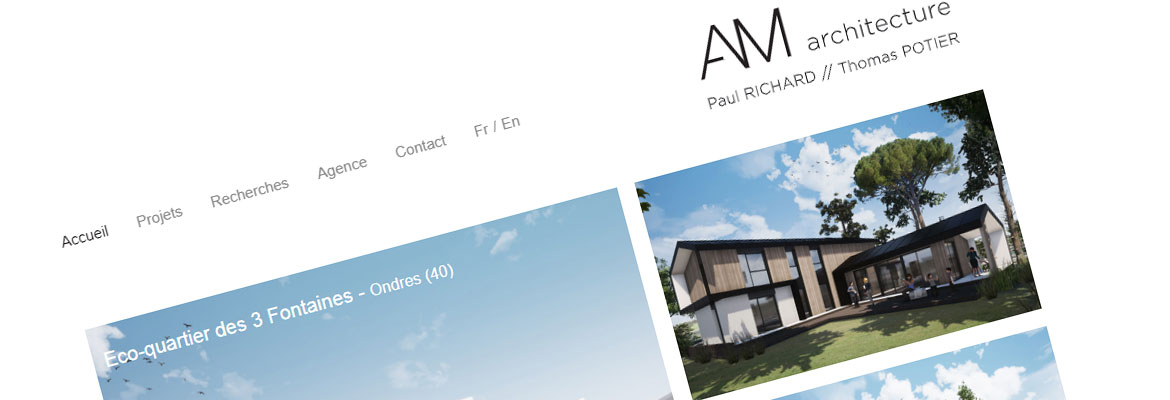 AM Architecture - Anglet